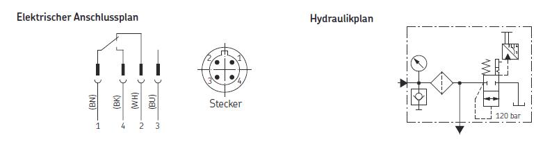 SKF Überdruckschalter PPU-UES-V57 Pläne