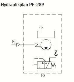 Hydraulikplan PF-289