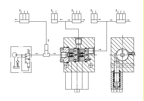 Impulsuntersetzer Anlage 2 Abgänge