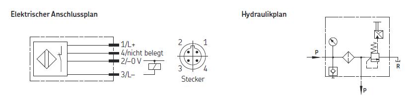 SKF Überdruckschalter PPU-UES-V70-S1 Pläne